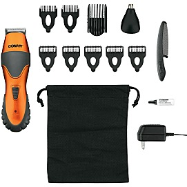 14-piece Grooming System