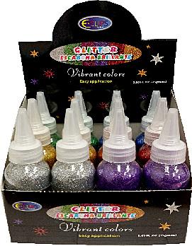 Glitter - 2.65 Ounce Bottles